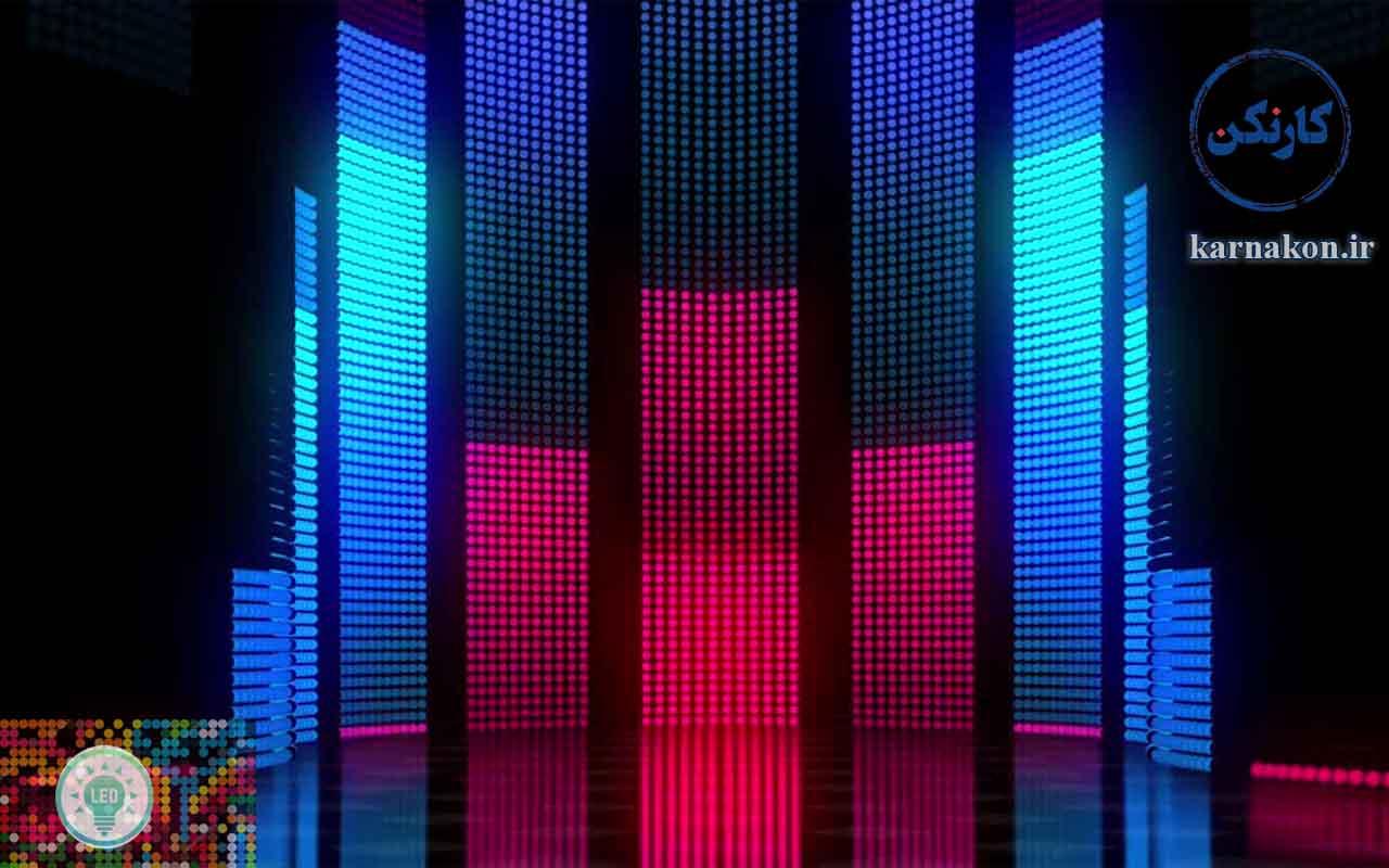 معرفی گرایش سرامیک - تصویر LED - مهندسی متالورژی گرایش سرامیک