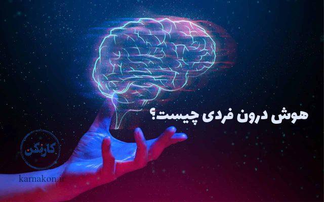 هوش درون فردی چیست؟
