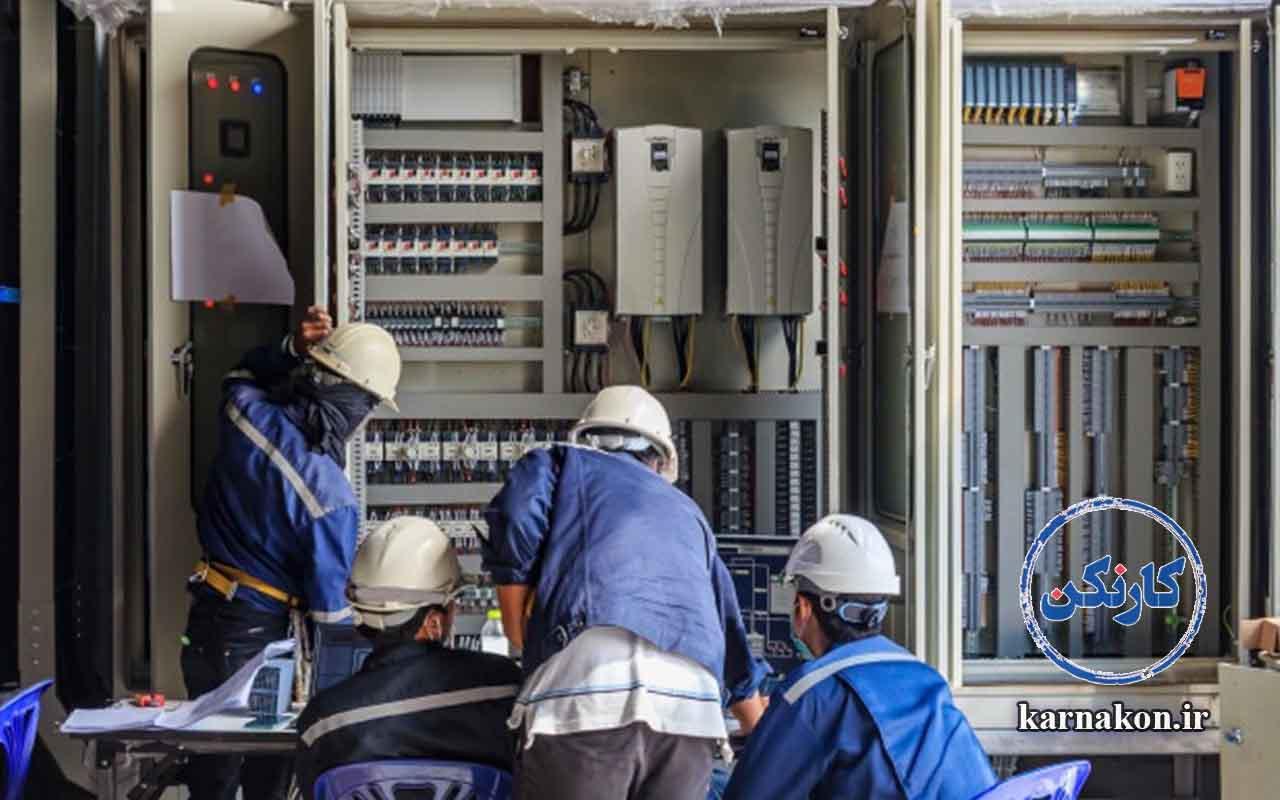 بازار کار مهندسی برق