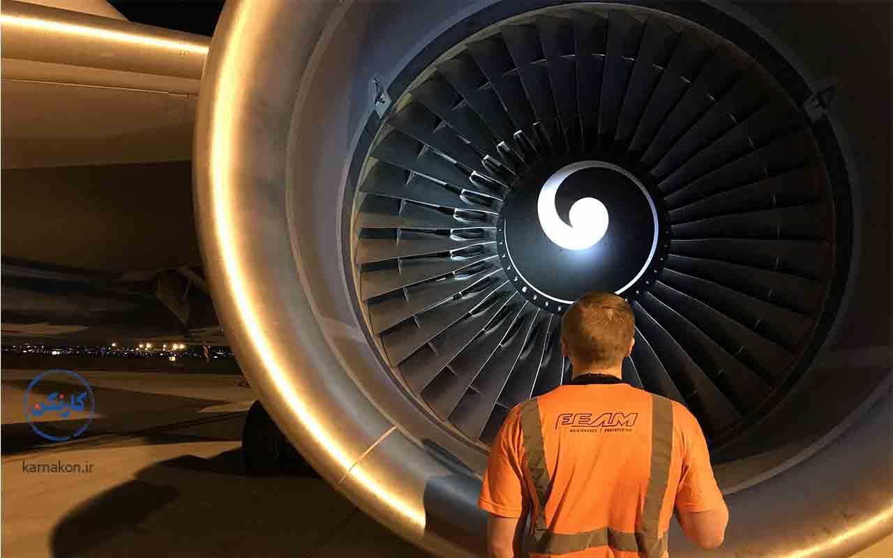 تکنسین هواپیما چیست
