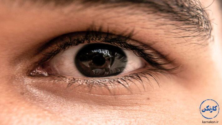شخصیت چشم مشکی ها - شخصیت چشم قهوه ای تیره