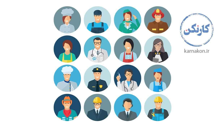 مشاغل متناسب با هوش درون فردی بالا