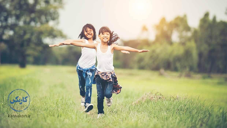 بازی در طبیعت به تقویت هوش طبیعت گرا در کودکان کمک می کند.