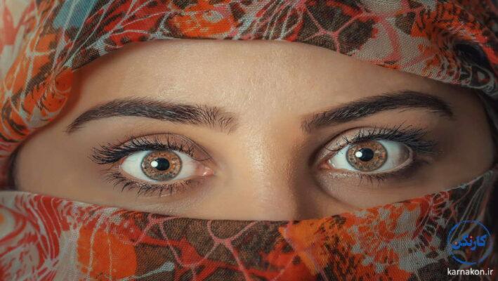 شخصیت چشم قهوه ای ها
