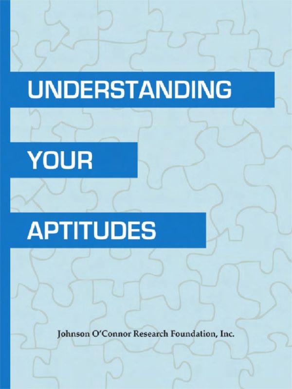 کتاب استعدادیابی جانسون اوکانر