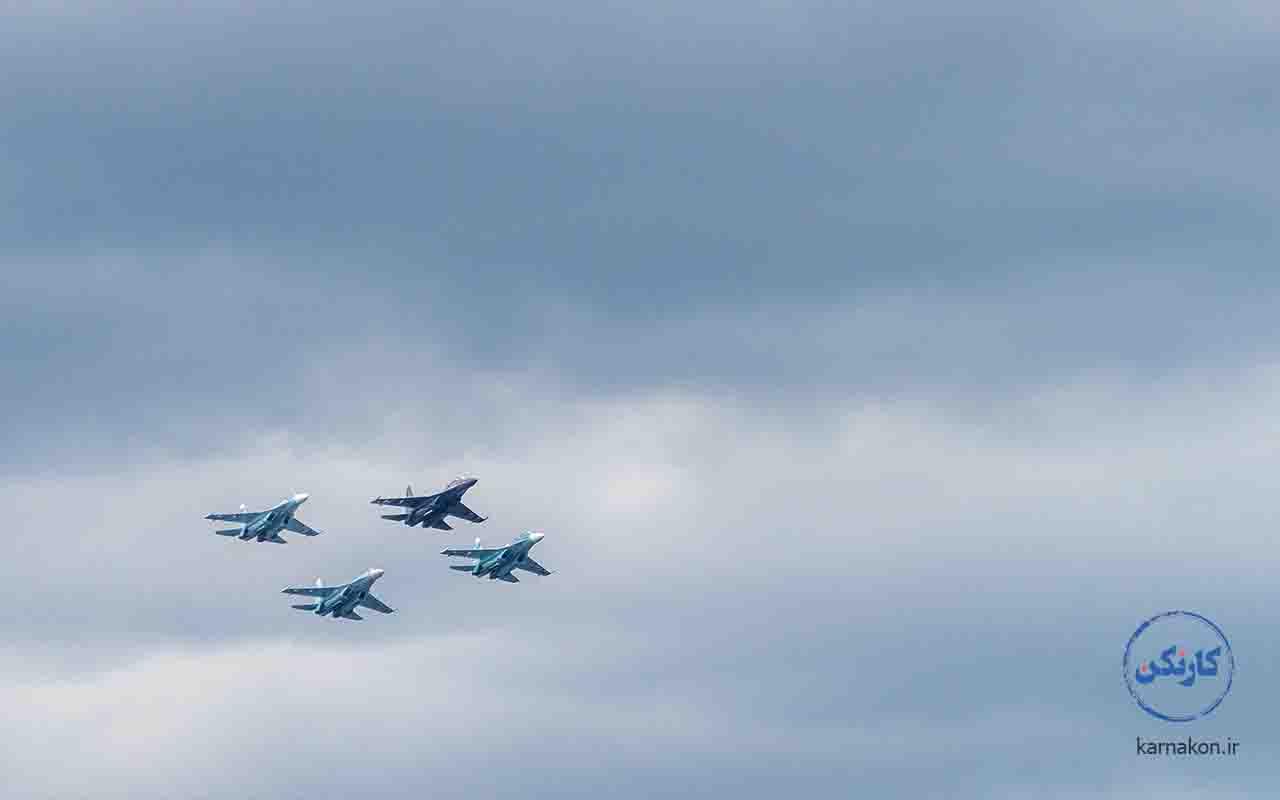 رشته خلبانی جنگنده