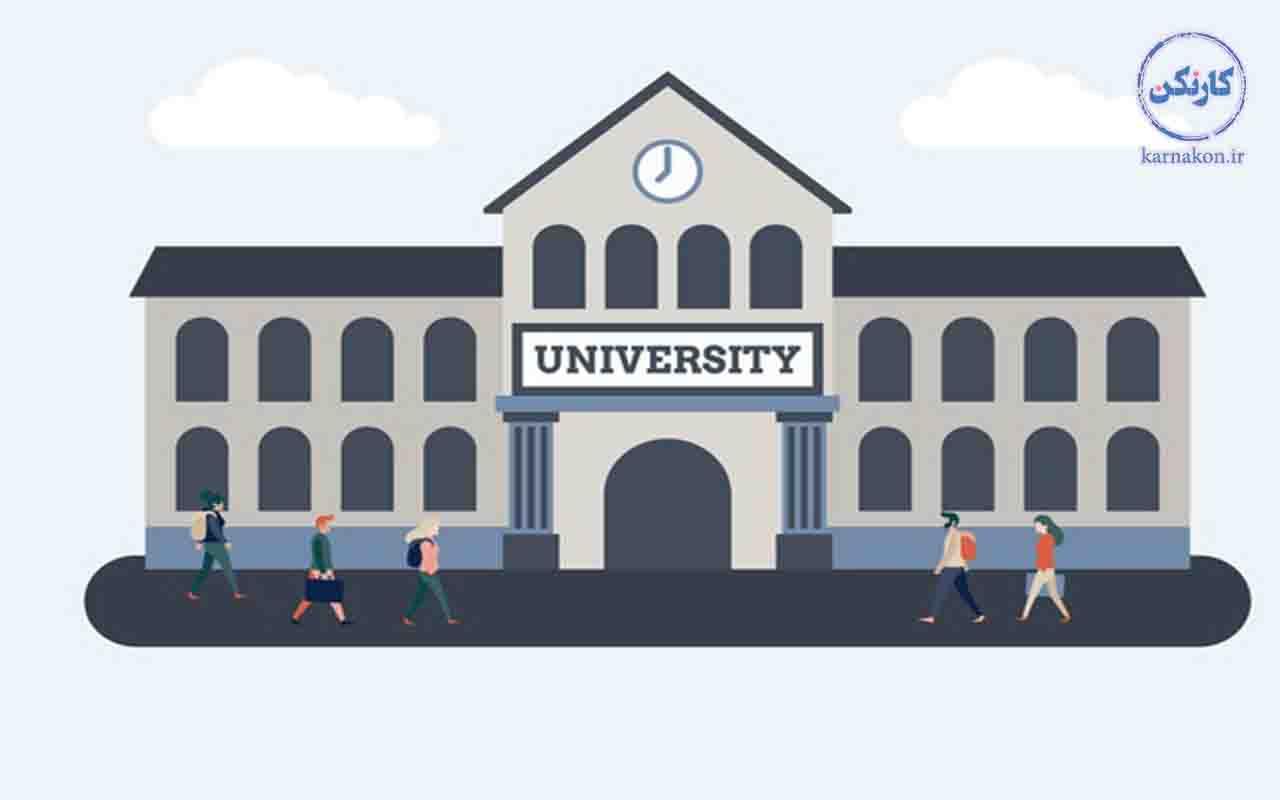 دانشگاه های دارای رشته علوم کامپیوتر