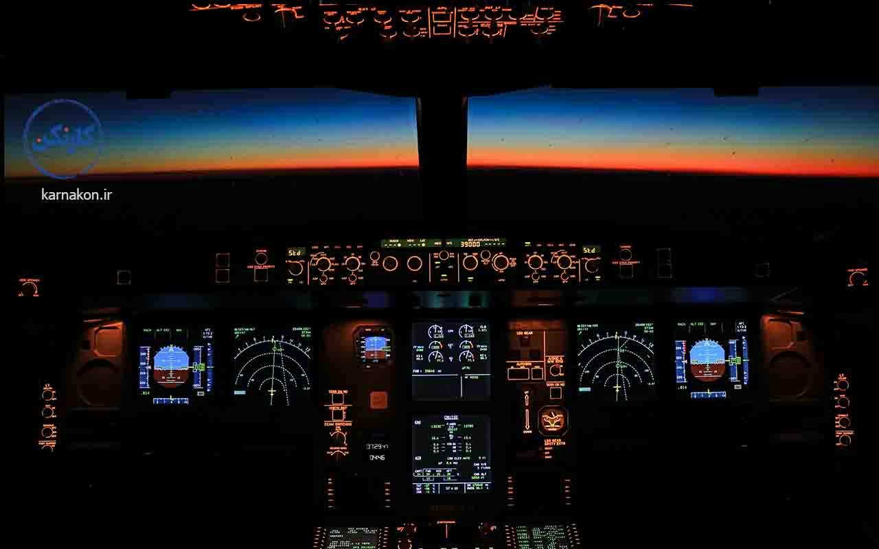 سیستمهای الکتریکی هواپیما