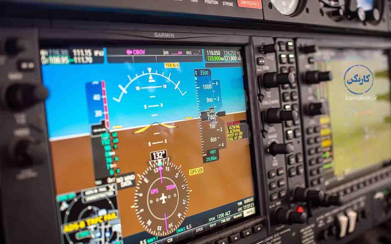 تکنسین برق هواپیما