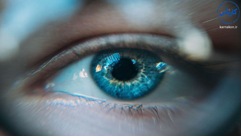 شخصیت شناسی از روی حرکت چشم ها