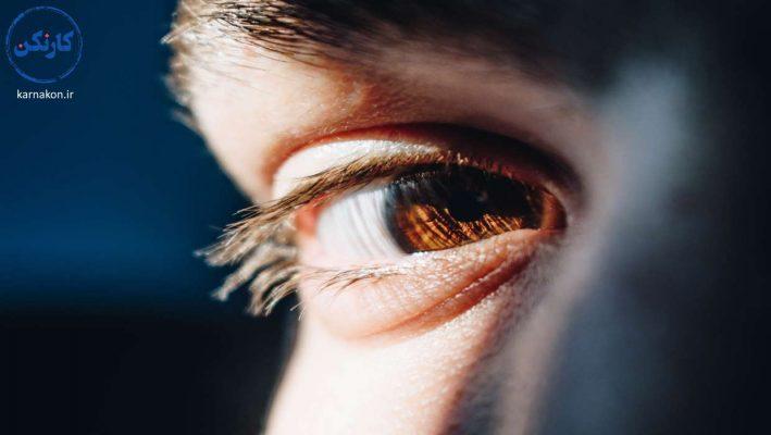 شخصیت شناسی از روی حالت چشم افراد