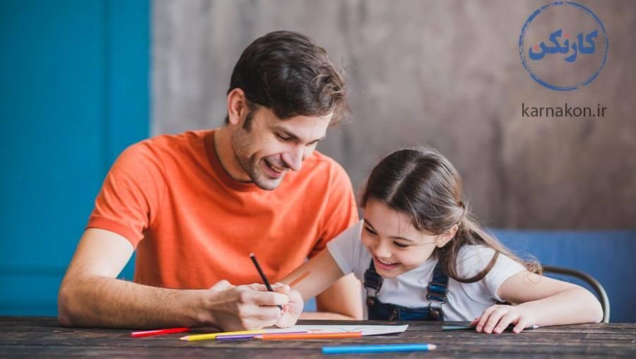 وراثت هوش در کنار نحوه تربیت والدین روی هوش اثر میگذارد.
