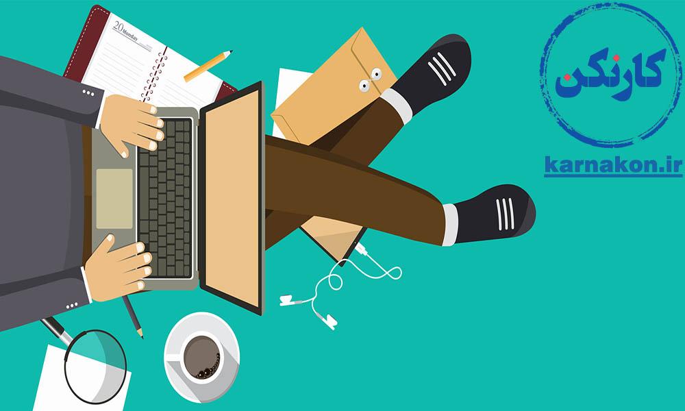 کسب و کار های اینترنتی برای نوجوانان