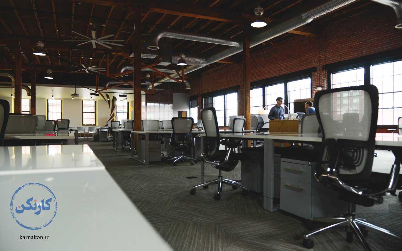 فضای کار اشتراکی - شغل جدید و پولساز