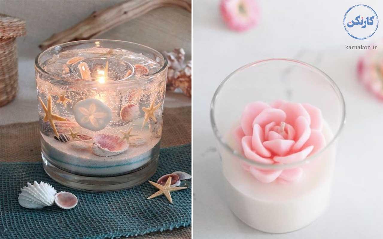 شمع سازی - کار در منزل دخترانه