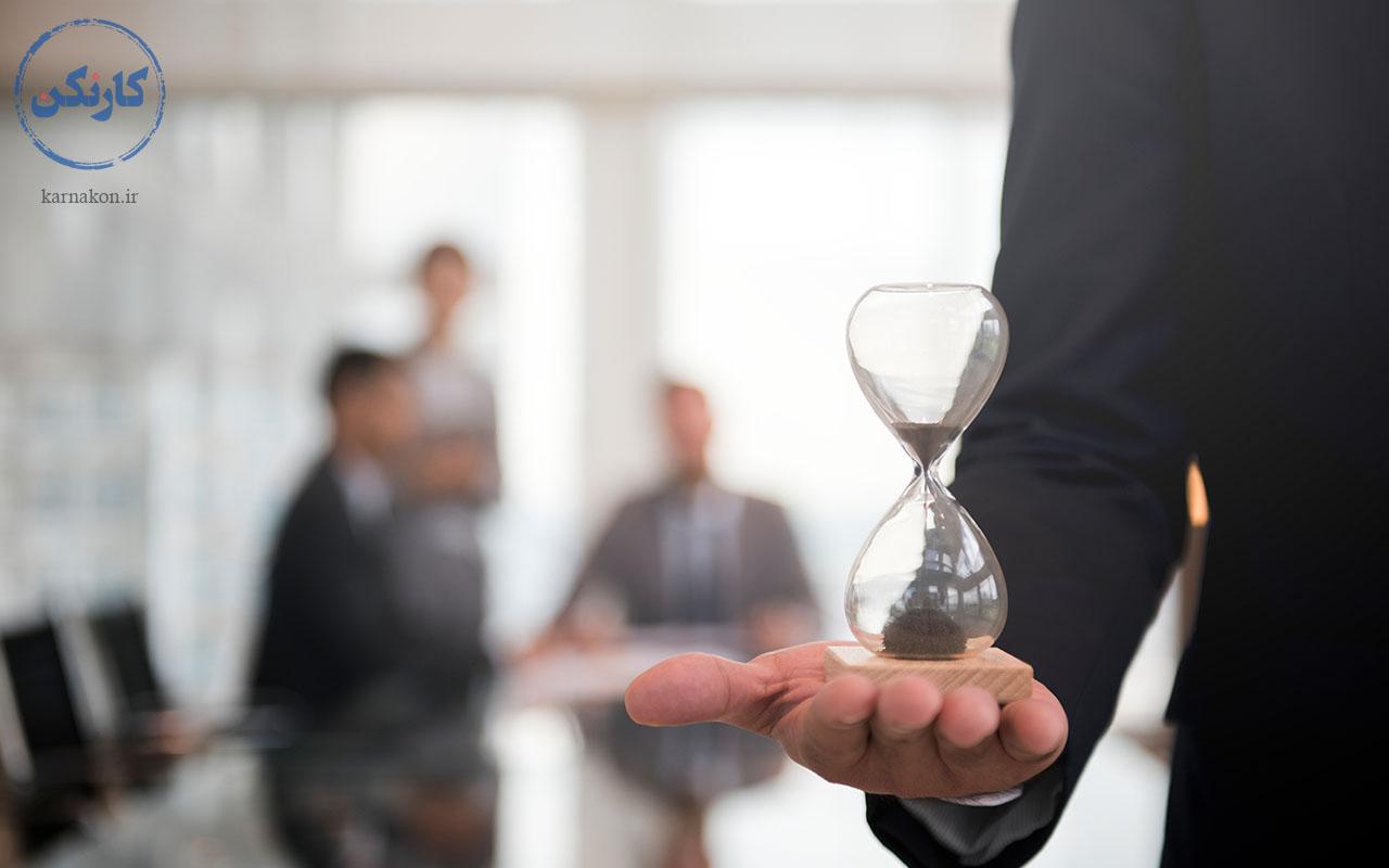 مدیریت زمان - رفتار آدم های پولدار