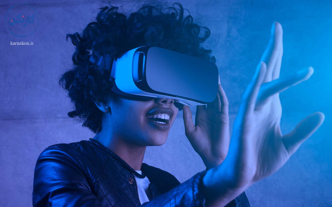 طراح واقعیت مجازی - شغل های نوین