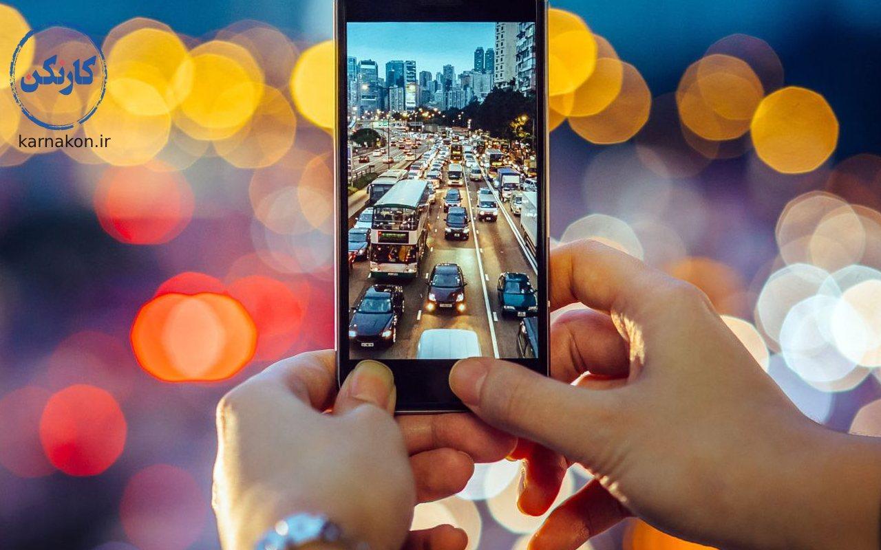 چگونه پولدار شوید - عکاسی با موبایل