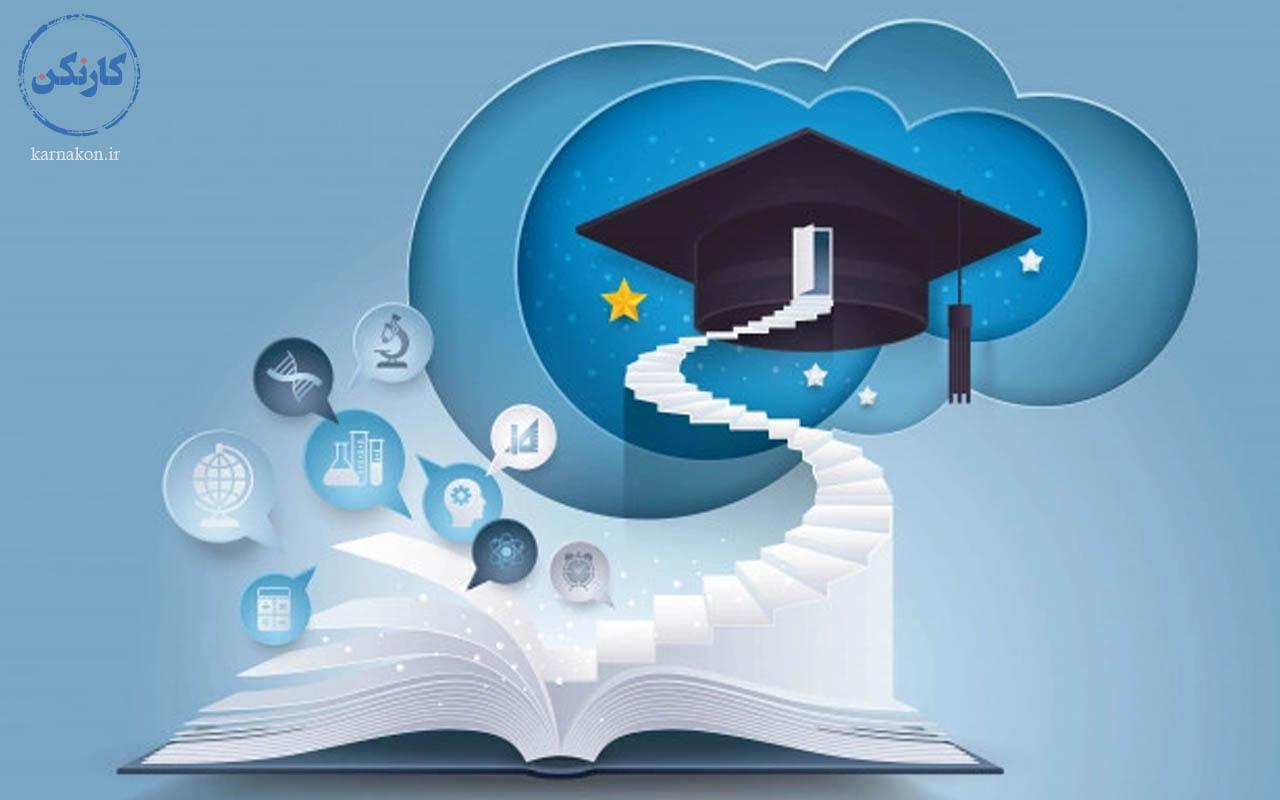 تحصیلات - آیا با درس خواندن می شود پولدار شد
