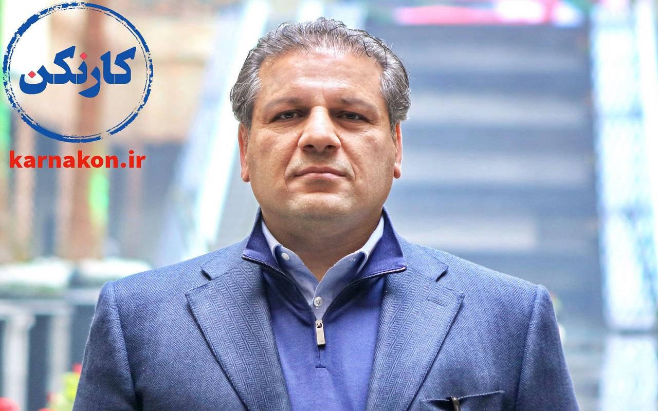 پولدارهای ایرانی چه شغلی دارند؟ - علی انصاری