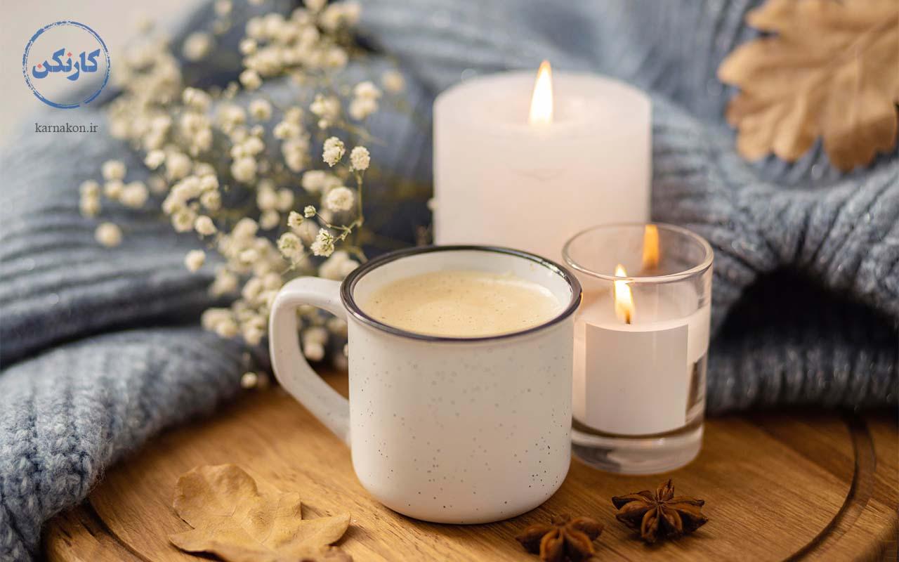 شمع سازی - شغل پردرآمد با سرمایه کم برای خانمها