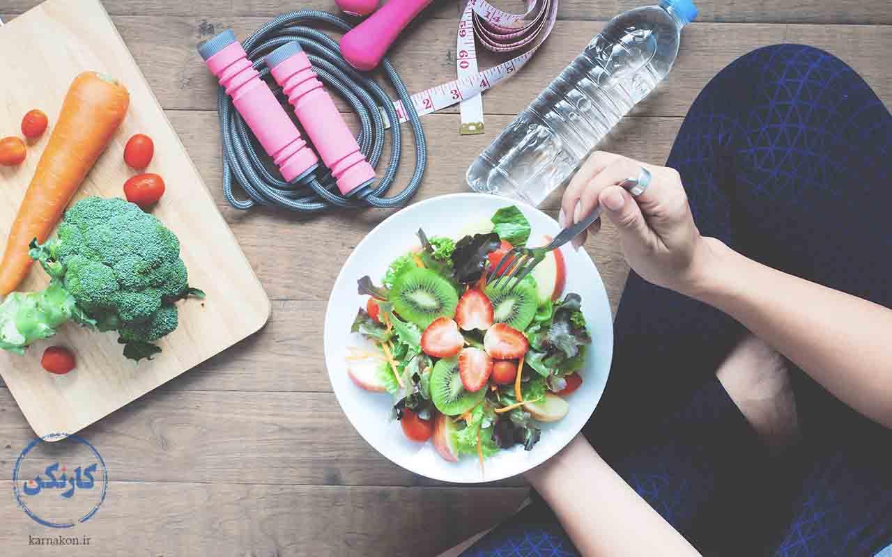 غذاهای سالم و رژیمی - شغلهای جدید در دنیا