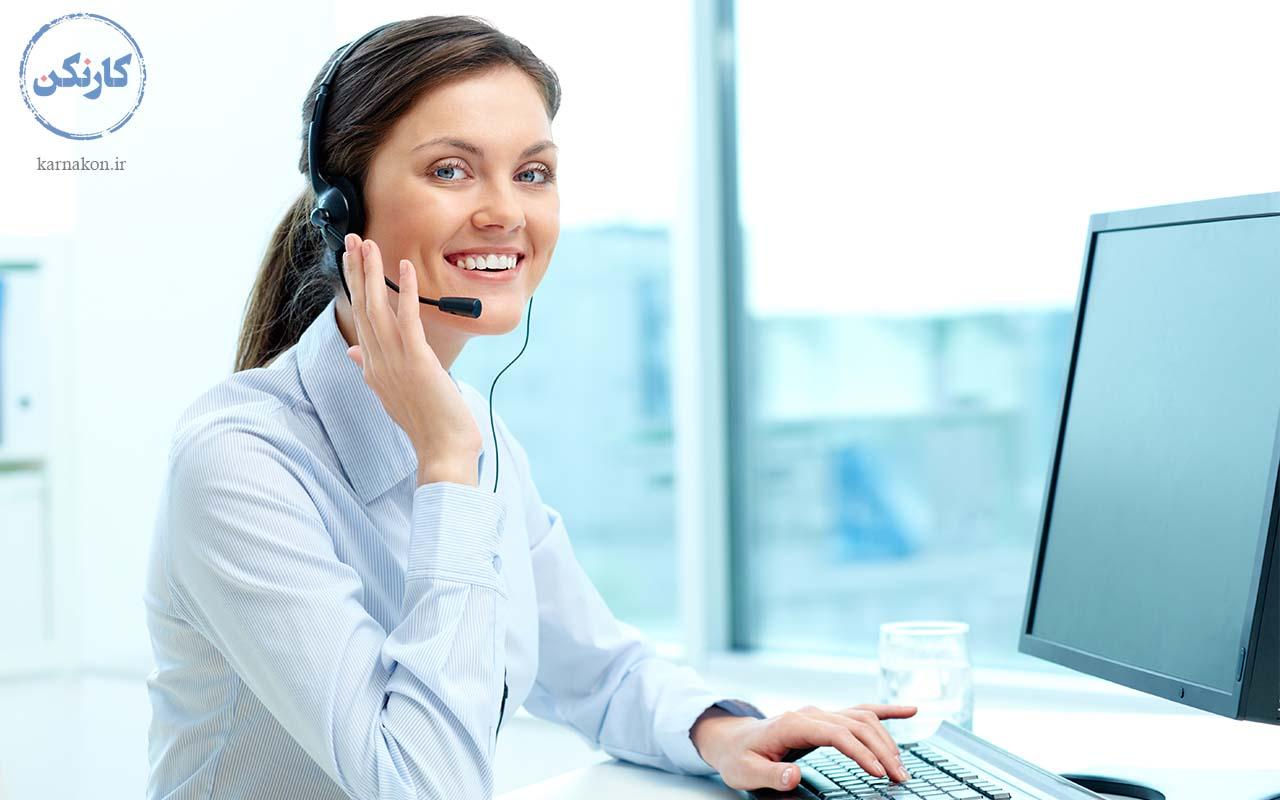 پشتیبانی-شغل مناسب با سرمایه کم برای خانمها