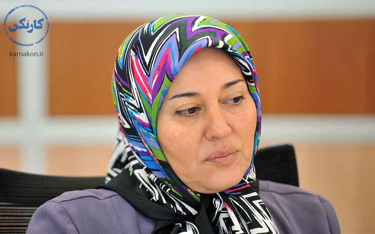 دکتر سیده فاطمه مقیمی زن میلیاردر ایرانی شغلهای پردرآمد ایران برای خانمها شغلهای پردرآمد برای خانمها