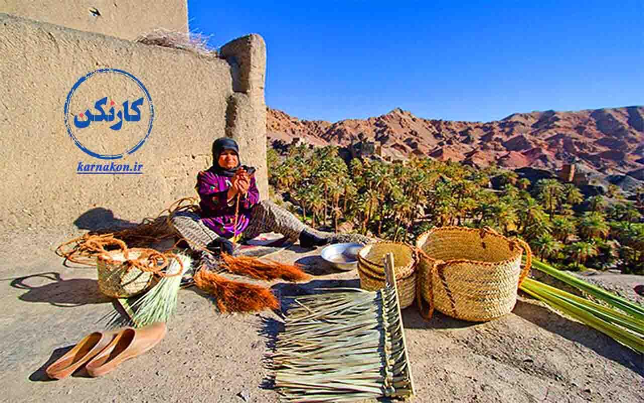وام اشتغال زنان روستایی - کمک به احیا و ساخت مجدد صنایعدستی فراموش شده