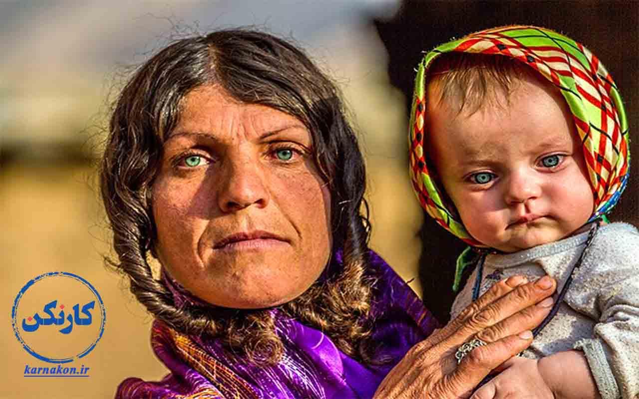 مشاغل زنان روستایی: از کار در خانه و تربیت کودکان تا کار در مزرعه و کشاورزی - عکاس: جواد قارایی