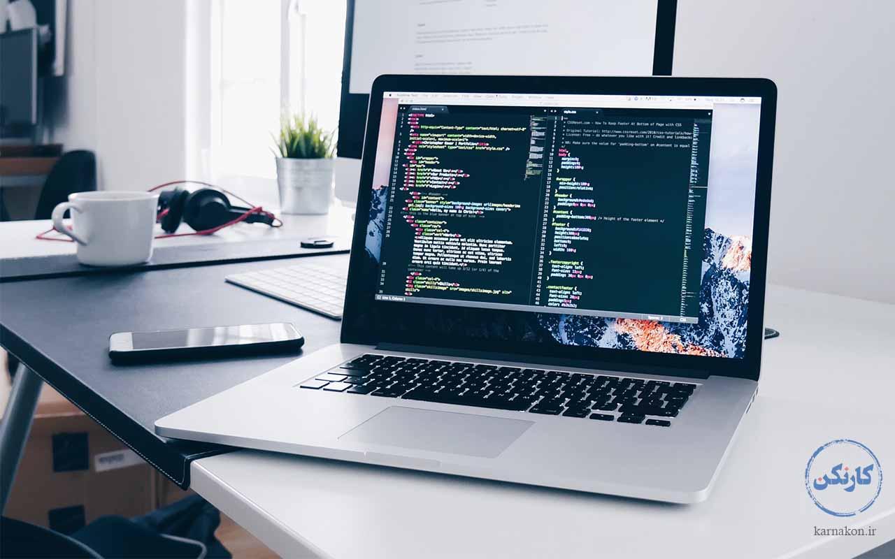 طراحی وبسایت - شغل مناسب با سرمایه کم برای خانمها - وردپرس