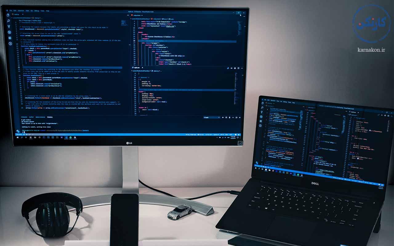 برنامه نویسی - ایده کسب و کار اینترنتی در منزل