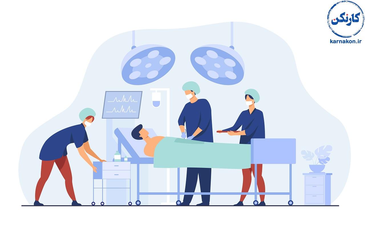 بهترین شغل برای اقایان - پزشکی