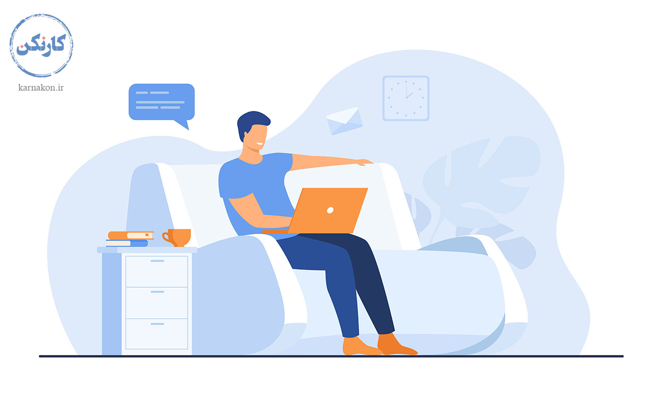 فریلنسری - کسب و کار اینترنتی در منزل
