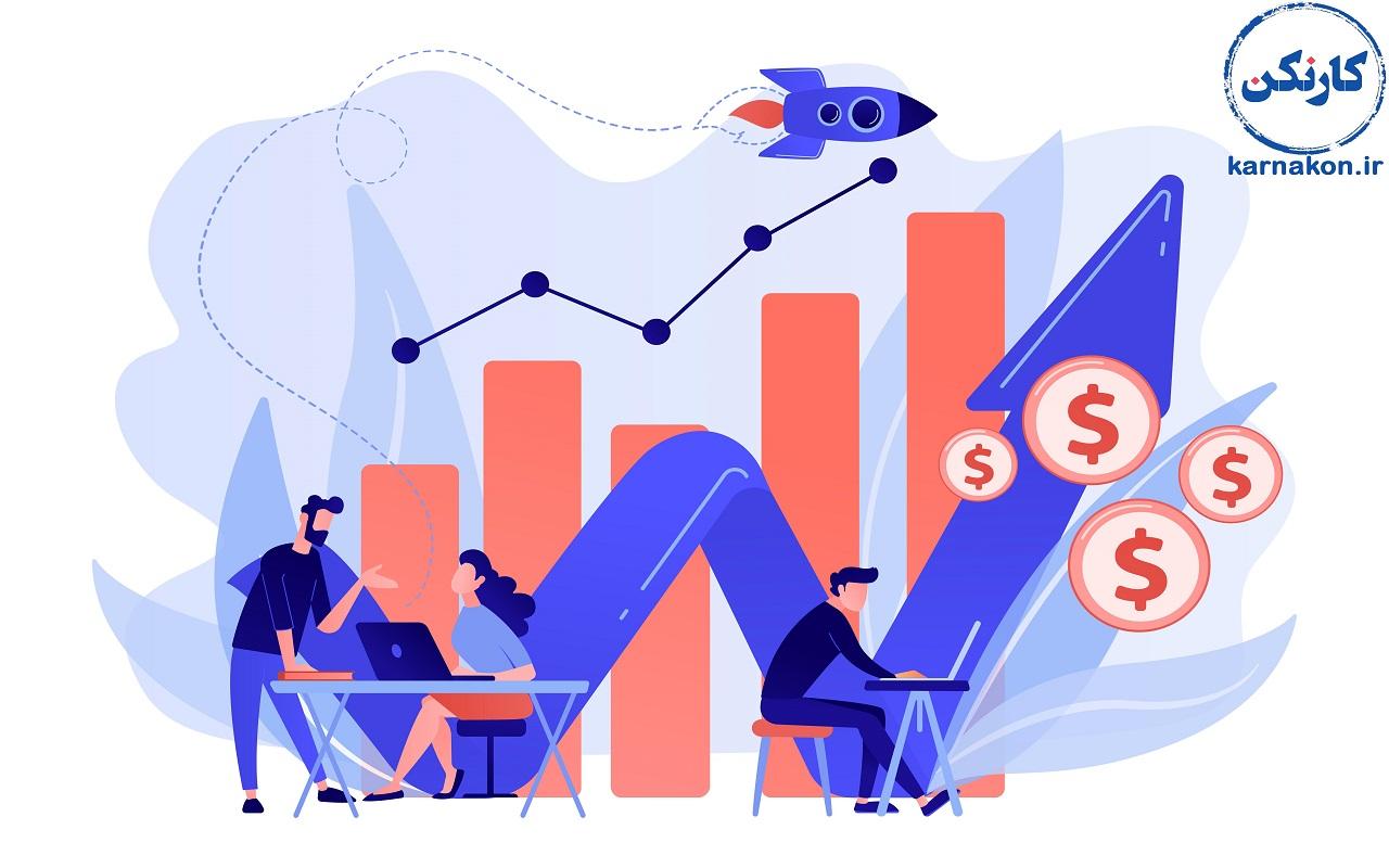 شغل های پردرآمد مردانه - مدیر بازاریابی