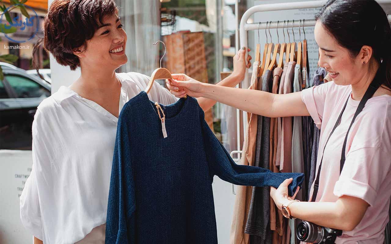 بهترین شغل مغازه داری برای زنان