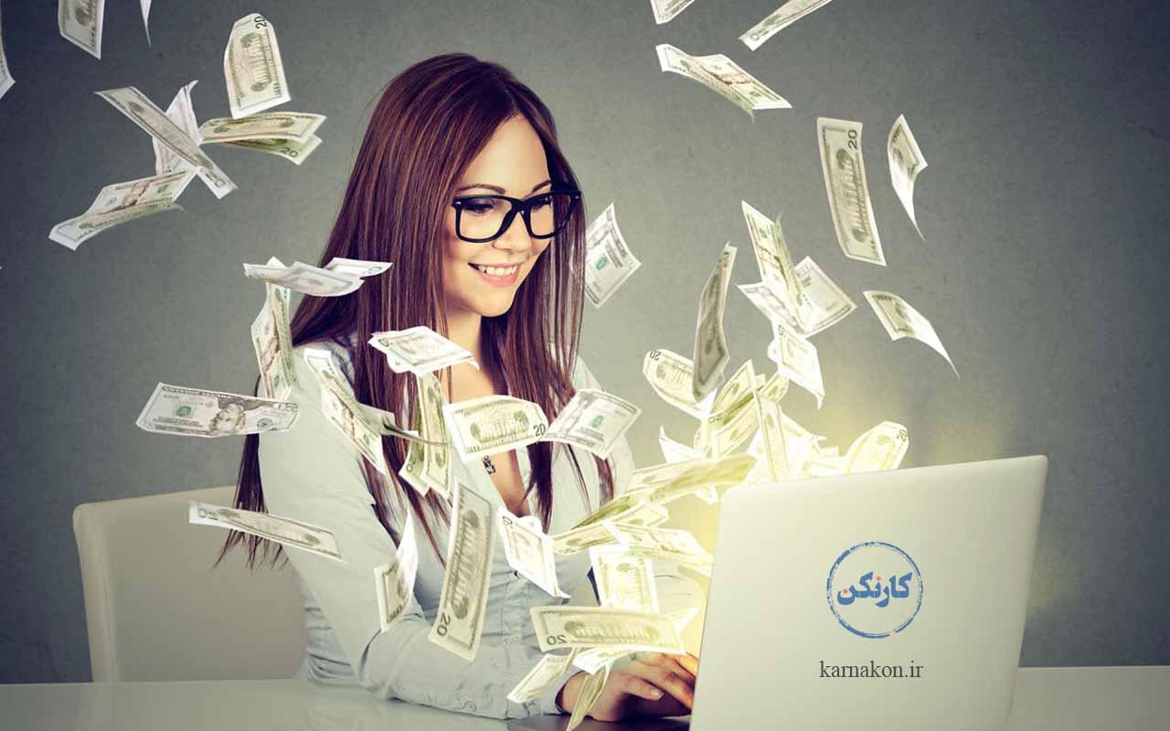 درآمد میلیونی از طریق همکاری در فروش دیجیکالا