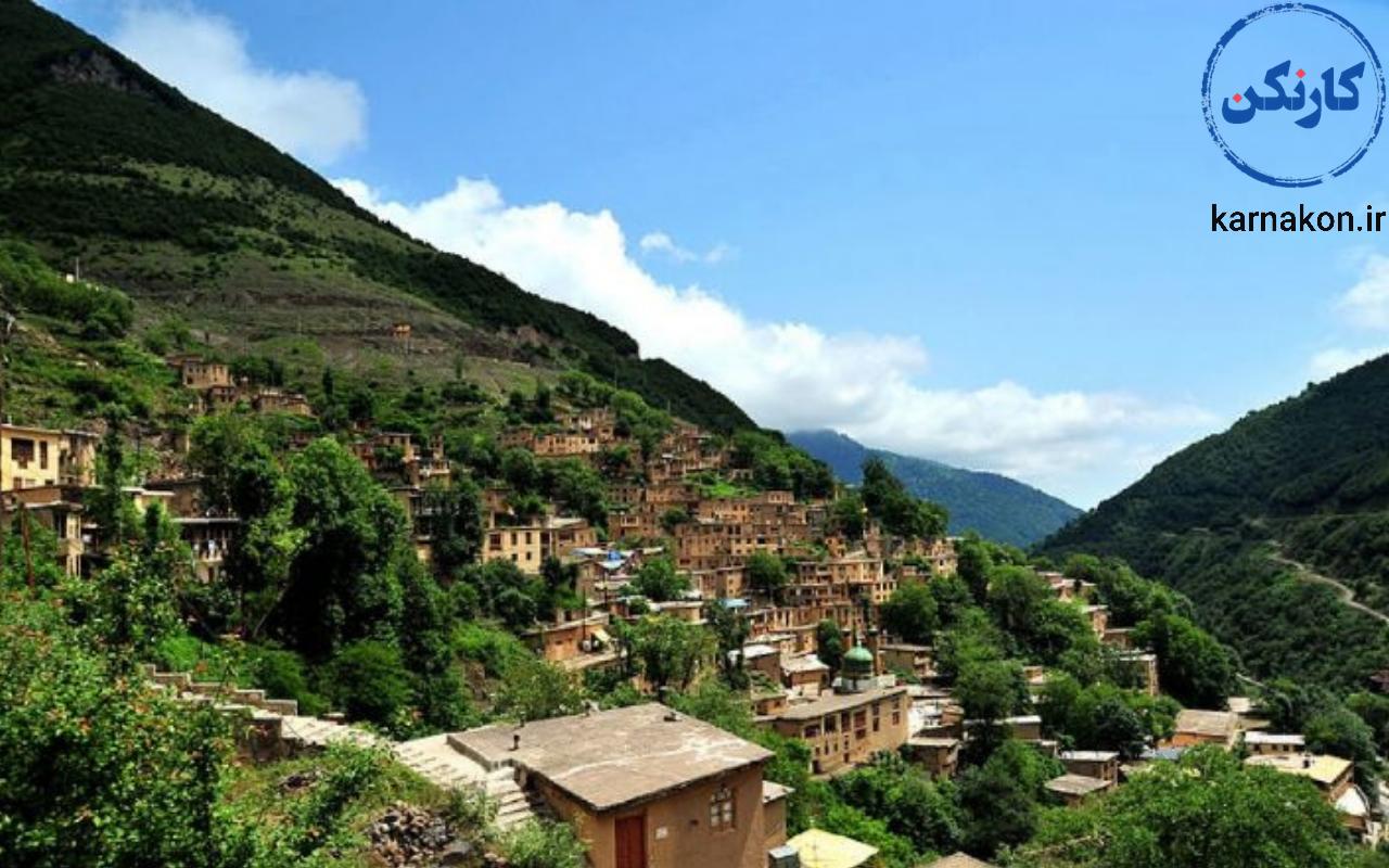 بوم گردی یکی از راههای درآمد در روستا است