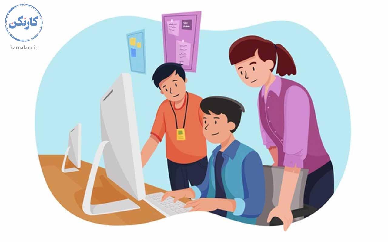 کارآموزی - پردرآمدترین شغل برای جوانان
