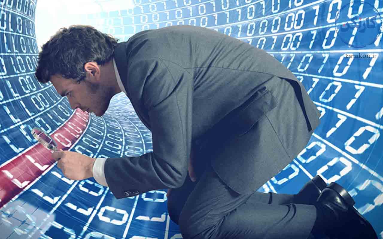 کارآگاه سایبری - شغل هایی که در ایران نیست