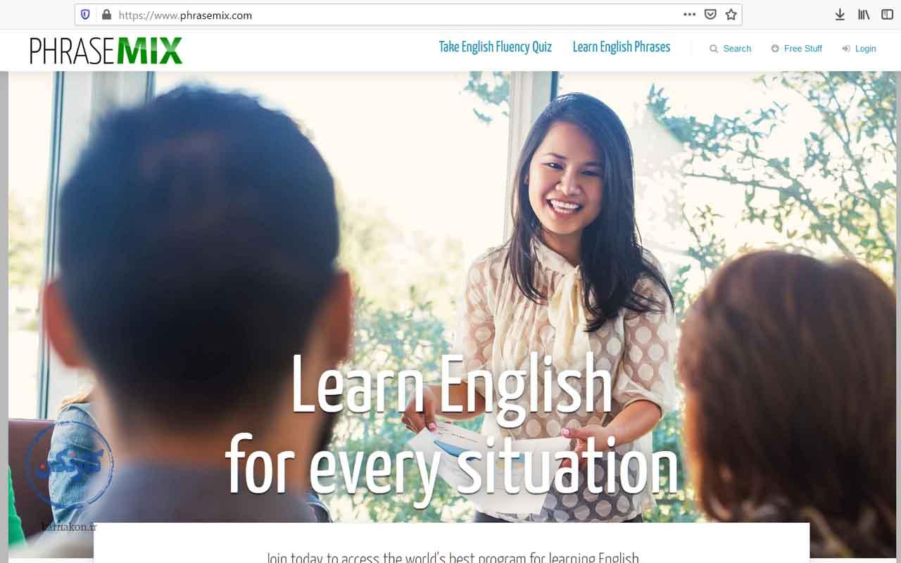 سایت PhraseMix - چگونه برای یادگیری زبان بصورت روزانه برنامهریزی کنیم؟