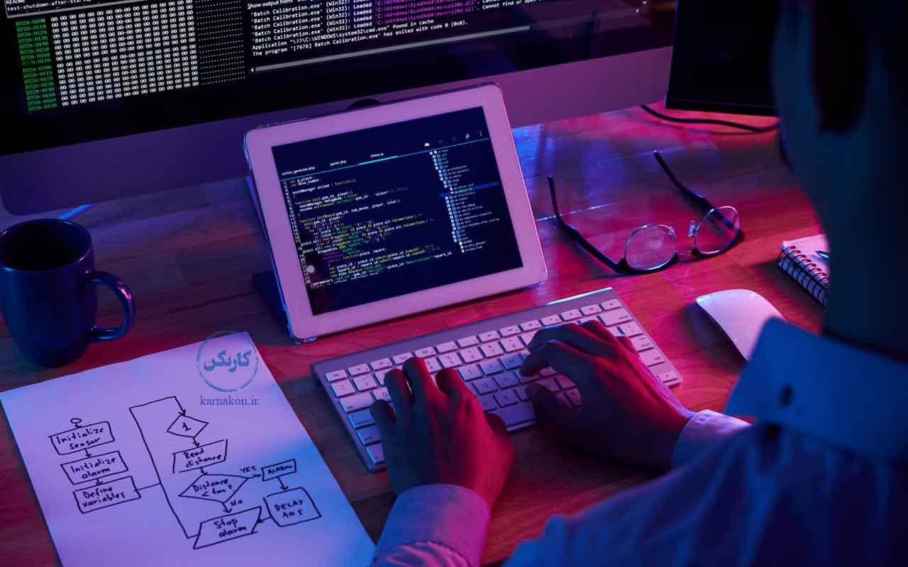 کسب درآمد دلاری با برنامه نویسی - برنامهنویس