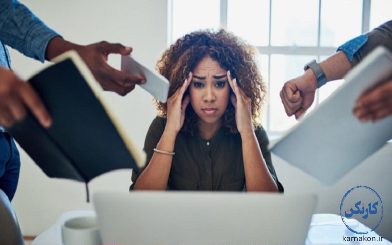 شخصیت شناسی افراد از روی رفتار - آسیبپذیری نسبت به استرس
