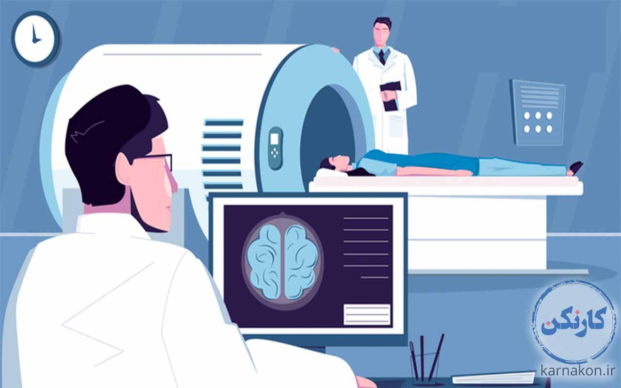 لیست مشاغل رشته تجربی - تکنولوژی پزشکی هسته ای