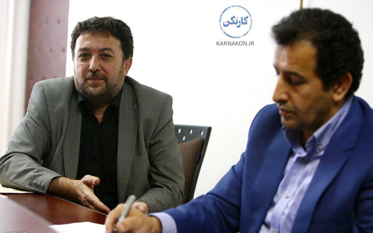 حاج رضا از ثروتمندان ایرانی بدون تحصیلات است.