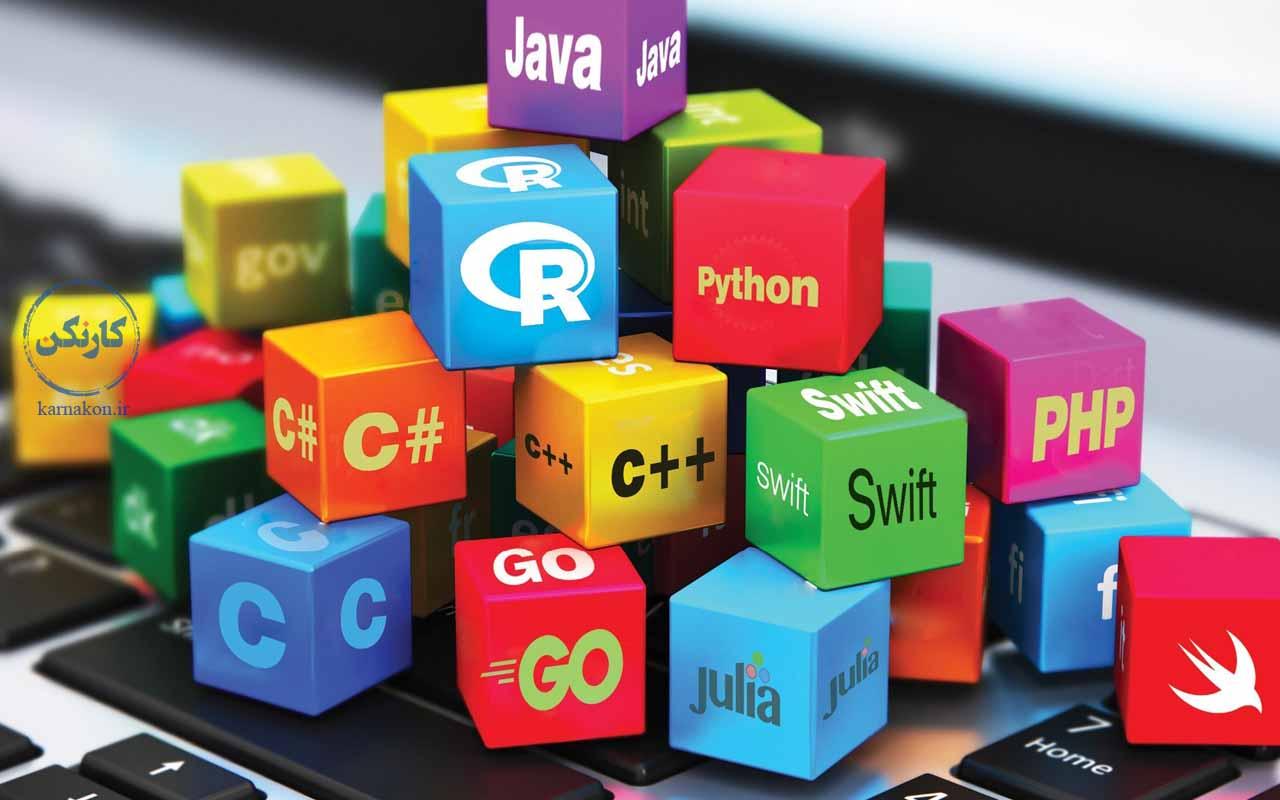 بهترین زبان برنامه نویسی برای پول درآوردن