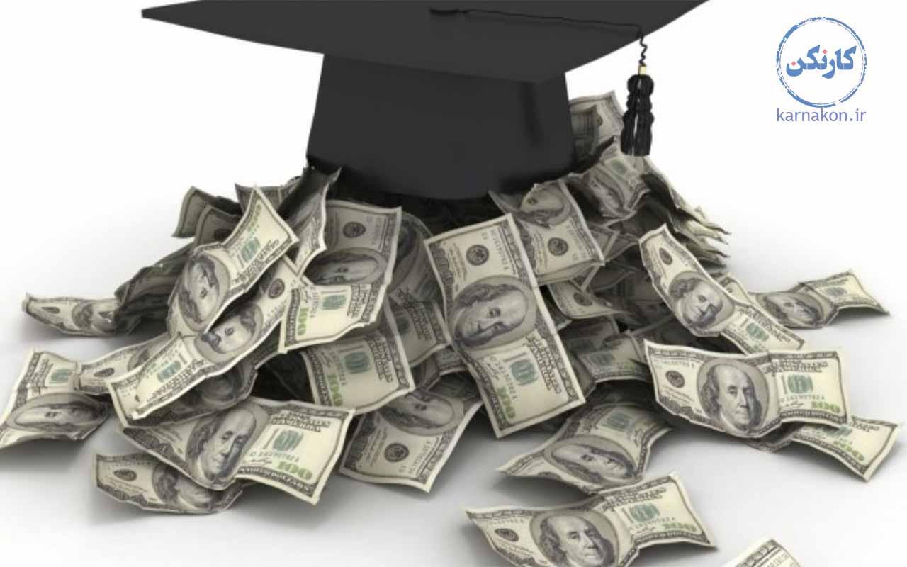 رشته ریاضی فیزیک - رابطه پول و تحصیلات