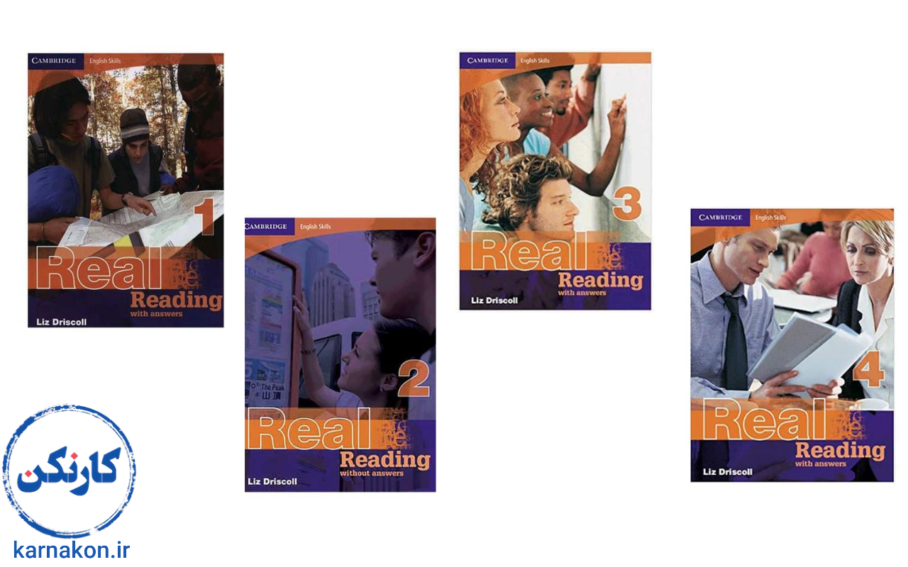 دانلود کتاب تقویت مهارت reading