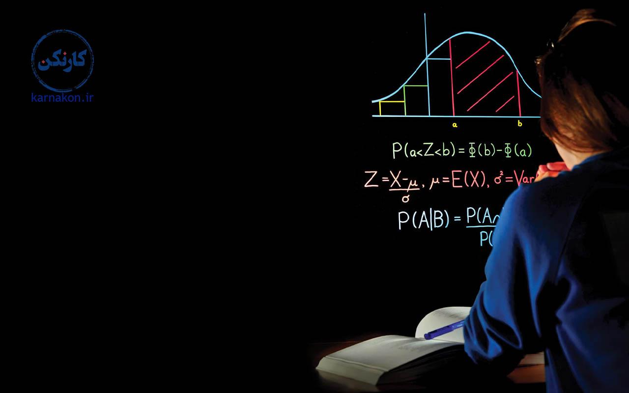 رشته ریاضی فیزیک چیه - فکر کردن درباره مسائل ریاضی