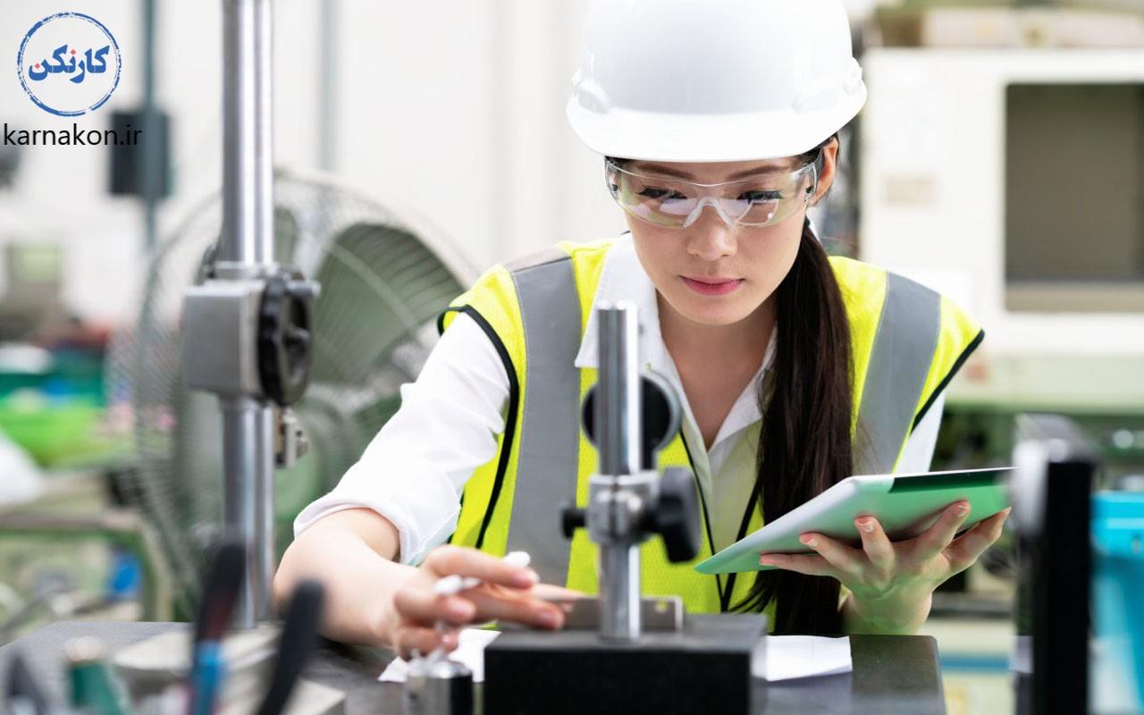 شغل های بدون استرس مهندسی مواد